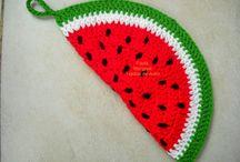 Cocina Crochet