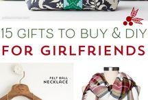 Birthday Gifts for Women / How do you make a girlfriend feel special? Give her a perfect Birthday present. Here's our recommendation for Birthday Gifts for Women!