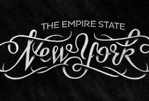 script, type & font
