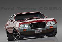 Auto Ford Gran Torino