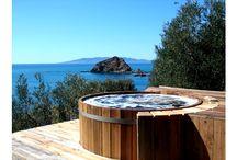 Hot tub - Semi Built In - 1391601559