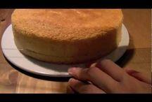 bizcocho , pasteles,tartas / by sandra barber