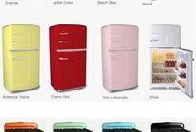 Retro Kühlschränke uvm. ;-)