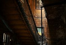 stairs / by Jonna Burkes