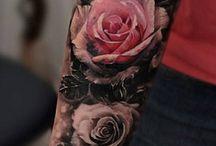 Rose tattoos 2