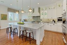Chef's Kitchens / Gourmet kitchens perfect for the chef in your family