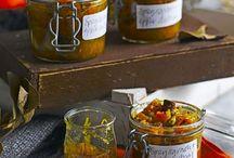 Pickles, Chutneys and Relish