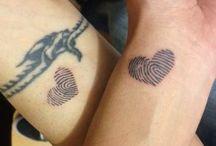 tetování párové