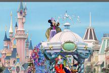 Disneyland Paris / Experience the magic of Disney with Leisuretime.