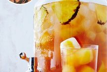 Beverages / Yummy drinks for parties and such