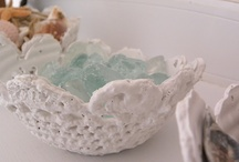 Plaster of paris / by eve cue