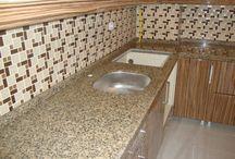 Granit Tezgah Granit Tezgah Modelleri Granit mutfak Tezgahı Granit Renkler Granit Tezgah Renkleri / Granit Doğal Taş Madenlerinden Çıkartılan Bir Üründür Yanmaya Çizilmeye Karşı Dirençlidir