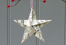 Christmas Star Craft Night