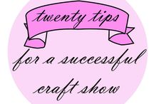 craft-craft show tips / by Ramblings of a Jesus Lover