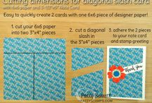 Stampin up dsp cards