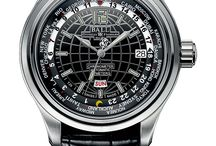 Budget Travelers: 5 World-Time Watches Under $5,000 / by WatchTime Magazine