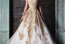 Tüll-Hochzeitskleider