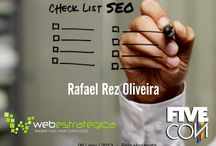 Fivecon 2013 / O 1º Evento de Inbound Marketing do Brasil. / by Paulo Beneton