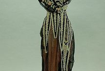 Fashions of 1900's to 1919 / by OUTOFTHEATTIC2U