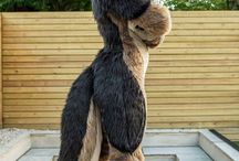 Furry costume