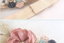 Tiaras de rosas