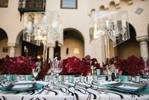 Love Wins Reception Style / Night at the Museum: an opulent wedding celbration at San Antonio's stately McNay Art Museum, plus five more world-class Texas venues filled with priceless masterpieces.