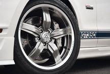 Ford Wheelzz / Ford, Lincoln, Mercury / by Mario Sotelo