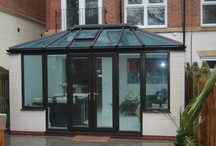 Colour Roofs / Coloured Conservatories
