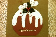 Christmas Cards / Lovely Christmas cards made by our talented craft ladies....