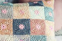 Crochet Pillows / Kussens