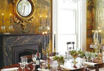 Dining rooms / Elegant styled spaces