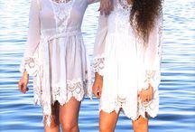 Dresses / Gorgeous Dresses, Vintage Lace, Boho Style, Ageless Style, Beach Style