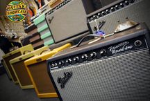Amps / by Guitar Showcase