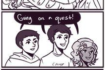 Percy Jackson komiks