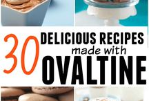 ovaltine recipies