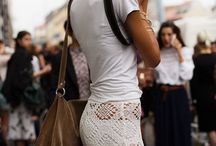 Would you wear this? / Interesting fashions. Unique styles. Please leave a comment - would you wear this outfit?