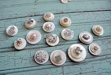 Craft Ideas - Buttons / by Shannon Jiskra