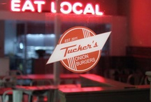 Tucker's Onion Burgers / Tucker's Onion Burgers is Oklahoma's first premium Onion Burger restaurant. In a casual, vintage modern setting customers can enjoy delicious, authentic Oklahoma Onion Burgers made from only the freshest, all-natural ingredients. / by A Good Egg Dining Group
