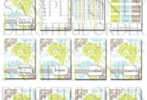 RECIPE binder / by Rachel Loveridge