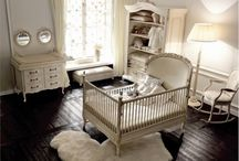 Bedrooms for little ones / by Tammy Anderson