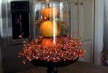 Fall Decor / by Heidi Atkins