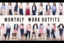 Corporate outfits