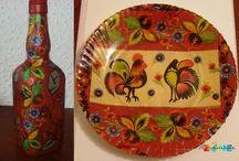 Handmade decoration / http://handmadezone.ro/casa-si-gradina