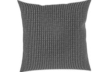 Black & Silver (Pillow)