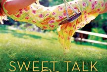 SWEET TALK ME / Let's celebrate my new Southern contemporary romance, SWEET TALK ME, together!