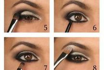 Oči make up