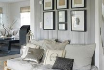 modern country / modern country decorating ideas / by Deleva George