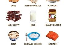 Power of Protein / by Wendy Knudson