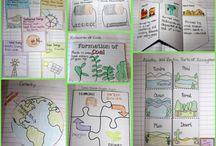 Science: Interactive Notebboks / by Jamie Goodroe