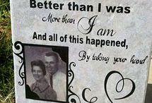 25th Wedding Anniversary {mom&dad}